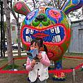 台中文化創意產業園區  洪易Hung Yi 《快樂動物派對》個展