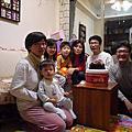 嫣六歲生日記錄
