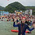 20110710 基隆外木山長泳