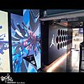 NEKI A13活動展場/展示架