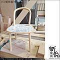 cnc家具設計.餐椅製作過程