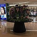 cnc人造石材花朵雕刻案例