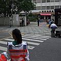 [活動] 20091119 石牌國小站導護