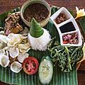 峇里島蘇瓦卡第皇宮做菜