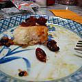 2010Nov28約克夏布丁+糖煮水果