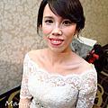 【409場】廸娟新娘結婚(典雅、氣質、鮮花、甜美)