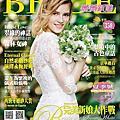 薇薇新娘雜誌捧花封面