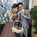 Yirou&慧涵 訂結婚新秘