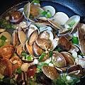 20131111荷蘭鍋-酒燒蛤蜊