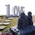 高雄 壽山LOVE觀景台