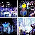 日本 福岡博多聖誕燈會