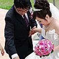 110911 楊董 & 小鬥結婚了
