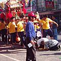 九十四年媽祖誕生遶境活動