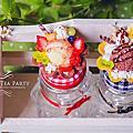 仿真甜點黏土-冰淇淋脆餅杯
