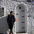 西班牙白色小鎮Salobrena_2008'冬