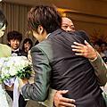 20130928周煜偉+何琇子=婚宴。中僑婚宴會館