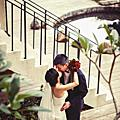 20131026 Chris+Jade=真理堂 教堂婚禮。烏來馥蘭朵旅館