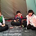 13露 ~ 山嵐營地