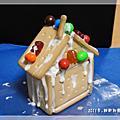 【廚房實驗室】耶誕節必備活動--口糧餅乾屋