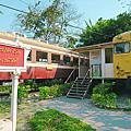 【泰國 華欣】火車歷史圖書館 - 最有文清氣息的異國圖書館