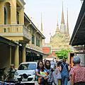 【泰國 曼谷】Wat Phra Kaeo 臥佛寺