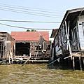 【泰國 曼谷】招批耶河遊船 (這是被騙的遊船啊!)