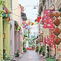 【馬來西亞 怡保】二奶巷 三奶巷 舊街廠壁畫
