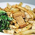 【新竹美食】蒜末鹽酥雞!味道經典 清大附近最便宜!