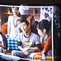 拍攝台灣大哥大CF幕後花絮