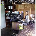 國姓鄉之林園咖啡
