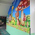 壁面貼圖設計輸出施工