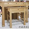 五呎一 台灣檜木  明式佛桌