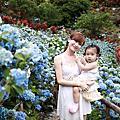2018JUN 沖繩親子遊DAY3-4 紫陽花、美麗海水族館