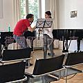 2017德國暑期音樂營大師班