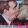 2009年夏天-柏林圍牆遺跡East Side Gallery