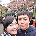 20110319*天元賞櫻淡水走走