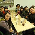 20101209*12月份淡水登打士街聚餐