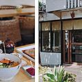 台中北區美食 初綠和風定食抹茶餐廳