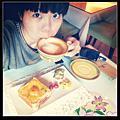 早食。葉子咖啡《2013/01/19》