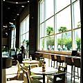早食。莫凡彼咖啡館左營高鐵店《2013/03/22》