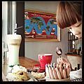 午茶。草圖自家烘焙咖啡館《2013/04/04》
