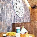 早食。Caffe' Bene《2013/12/07》