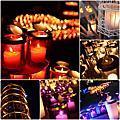 11十月。江之島2011燭光之夜