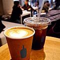 15四月。表參道。Clinton鬆餅+藍瓶子咖啡青山店