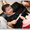 小宇哲二歲紀錄