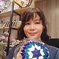 Mosaic art studio