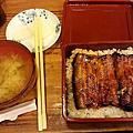 鰻魚飯-肥前屋、京都屋、大東屋