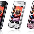 Samsung Anycall S5230 star