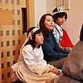 20091220聖誕禮拜+愛宴