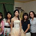 高捷同事馨儀婚禮